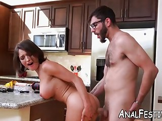 krissy lynn has her fat ass tested by giant pulsating dick