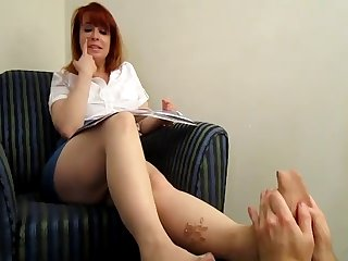 office stinky pantyhose